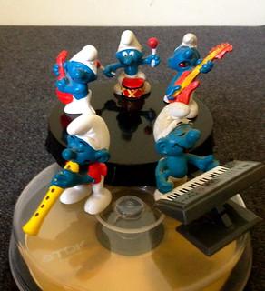 Smurf Band (Schleich)