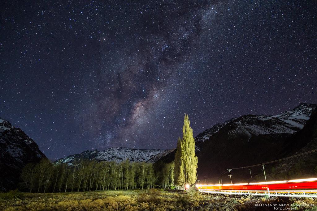Via Lactea San Jose de Maipo Chile