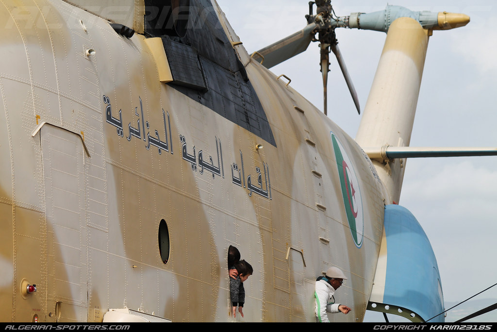 صور المروحيات الجزائرية  MI-26T2 - صفحة 23 45170720044_6b0a497756_b