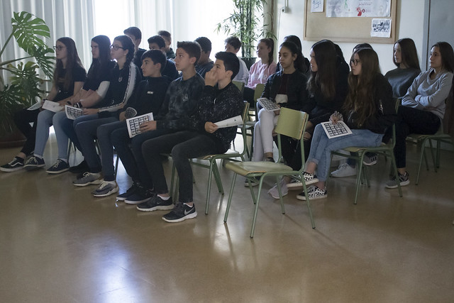 18-11-12, Marato_TV3- 3r ESO