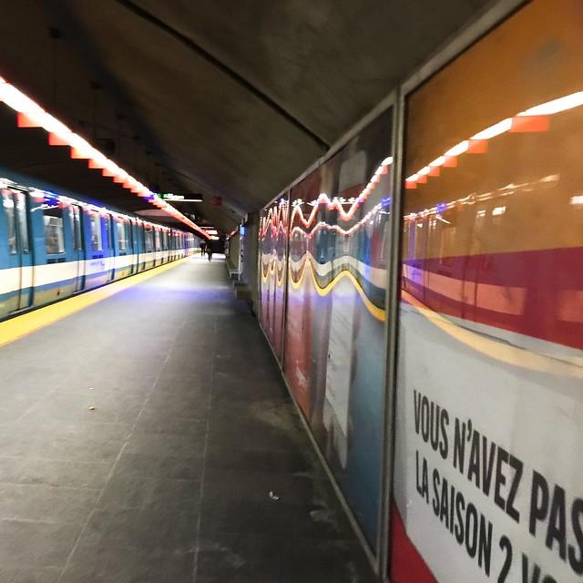 Métro Préfontaine, Montréal