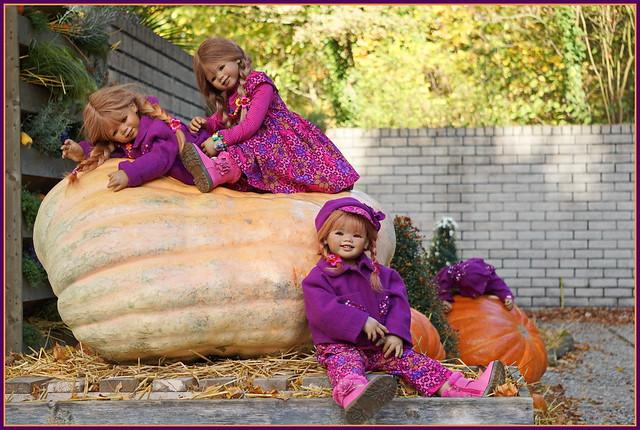 Kindergartenkinder ..., Sony ILCE-6000, Sony E 55-210mm F4.5-6.3 OSS