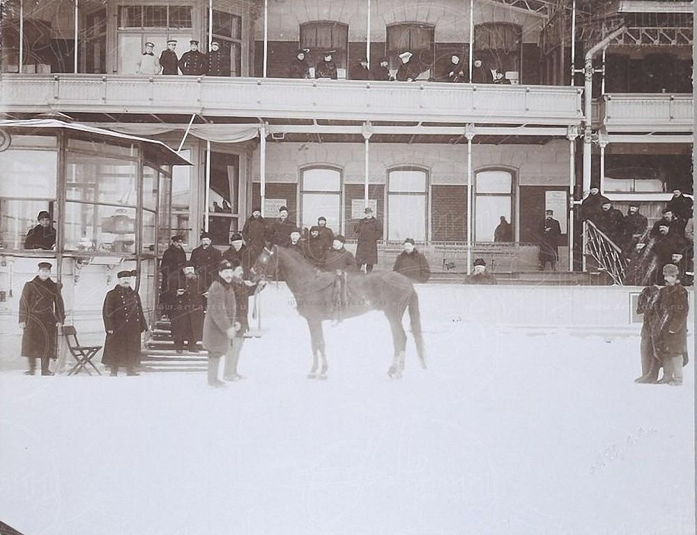 1904. Ипподром в С.Петербурге