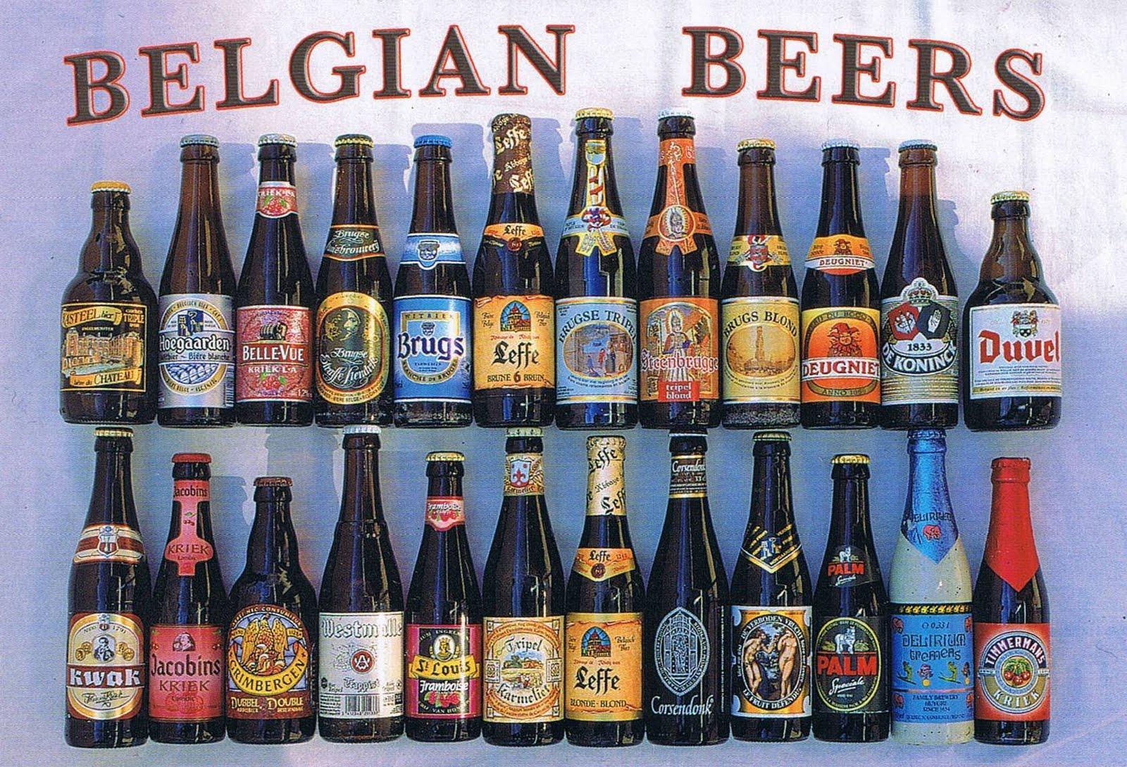 Бельгия вновь стала крупнейшим экспортером пива