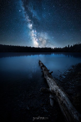 Milkyway Lake | by Greg Delaville Photography