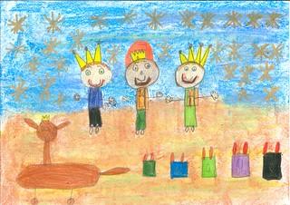 XIII Concurso de Dibujo 'La Navidad'