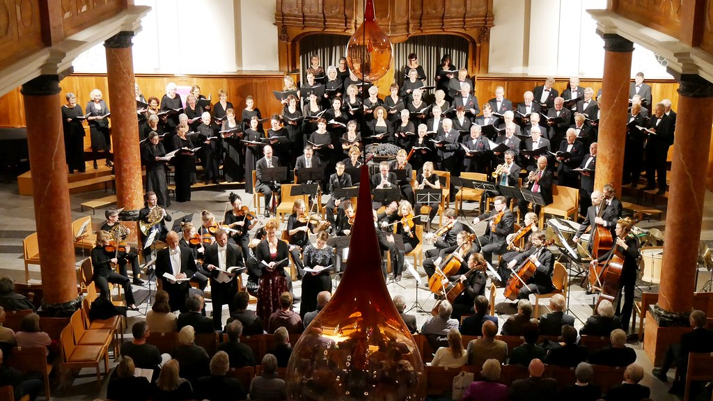 2018 Konzert St. Peter, Zürich