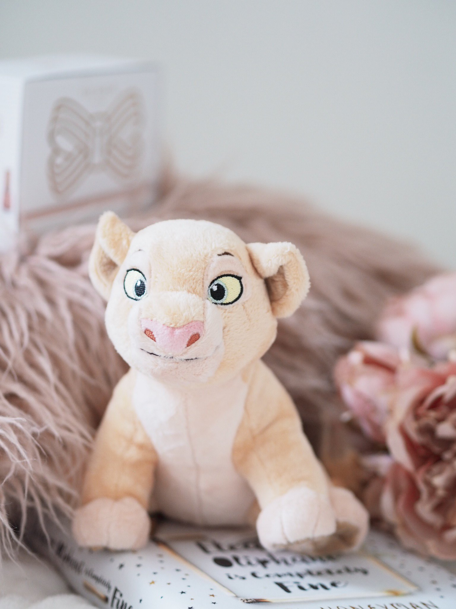 Nala Lion King Disney Plush