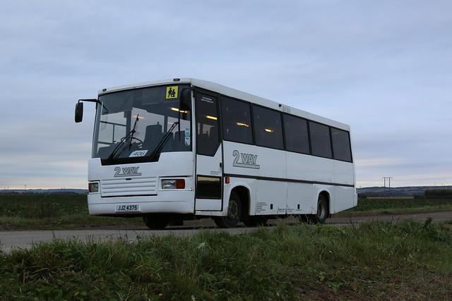 2 Way Transport of Scunthorpe JJZ4375
