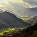 The Jaws of Borrowdale by Andrew Mowbray