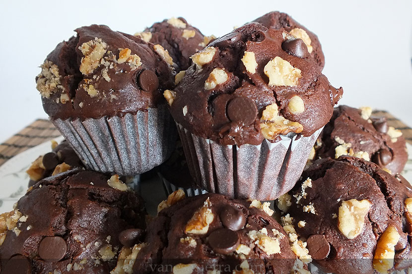 MuffinsChocolateNueces40