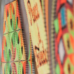 String mosaics