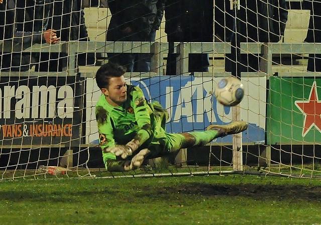 KSC: Dartford 1-1 Maidstone United ( United win 8-7 on penalties)