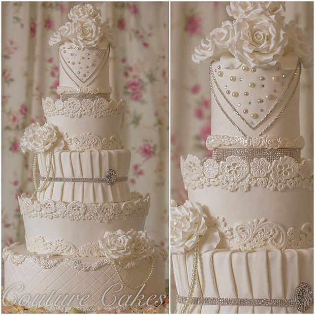 Cake by Couture Cakes