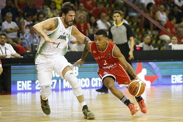 Paulistano em quadra - Créditos: Divulgação/FIBA