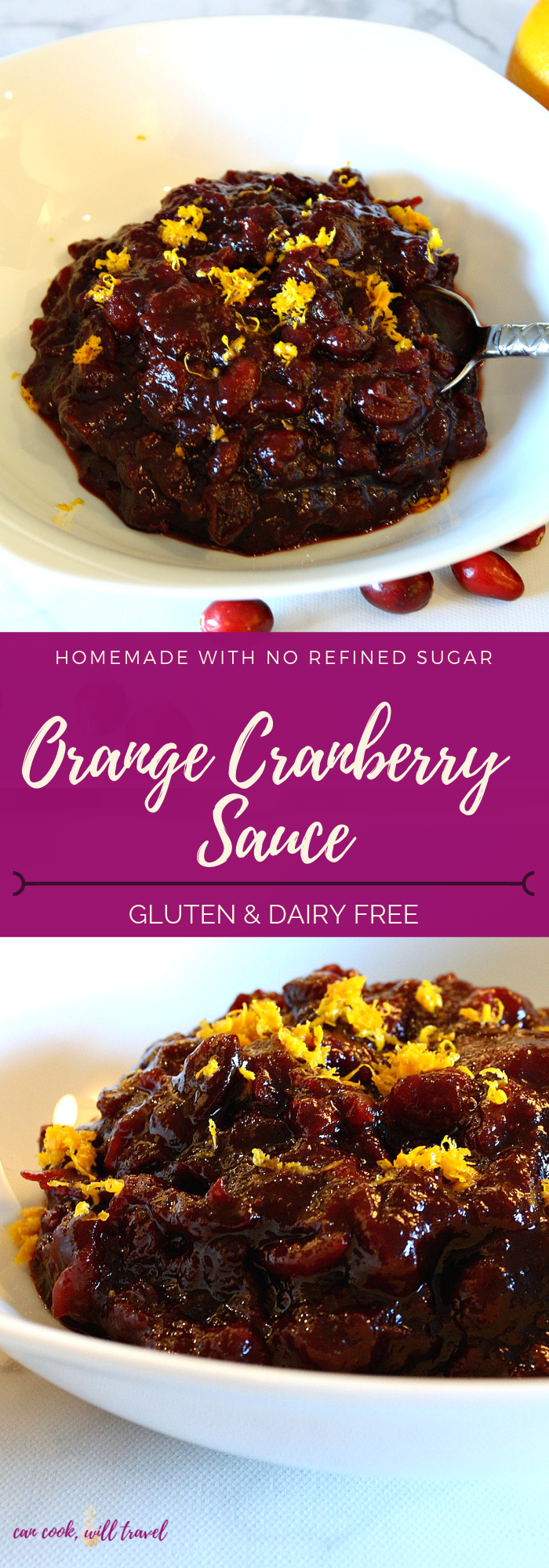 Orange Cranberry Sauce_Collage1