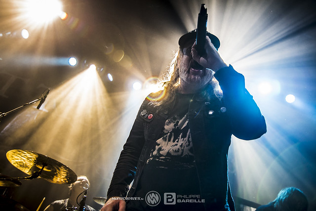 At The Gates @ Le Bataclan, Paris | 22/01/2019