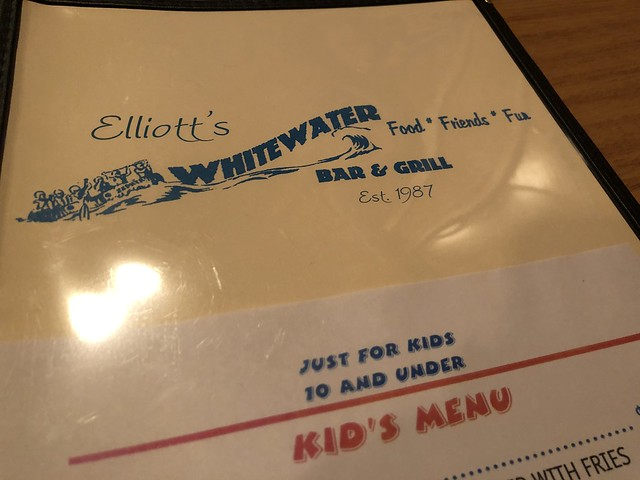 Elliott's Whitewater