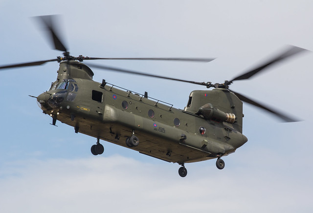 EGVA - Boeing Chinook, Canon EOS 60D, Canon EF 70-300mm f/4-5.6L IS USM