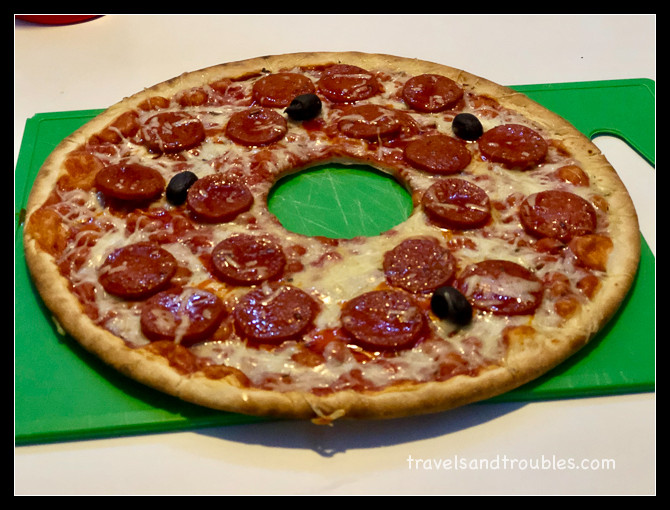 Pizza avond