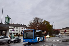 Haguenau - Mercedes-Benz Citaro K - 30/11/18 - Photo of Ohlungen