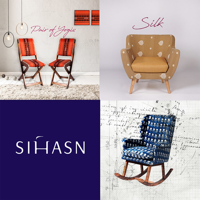 Luxury hand-crafted and upholstered furniture from Sihasn
