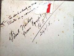 Herbert Arthur Fildes #676 and Wilhelm Hese #745 - reverse