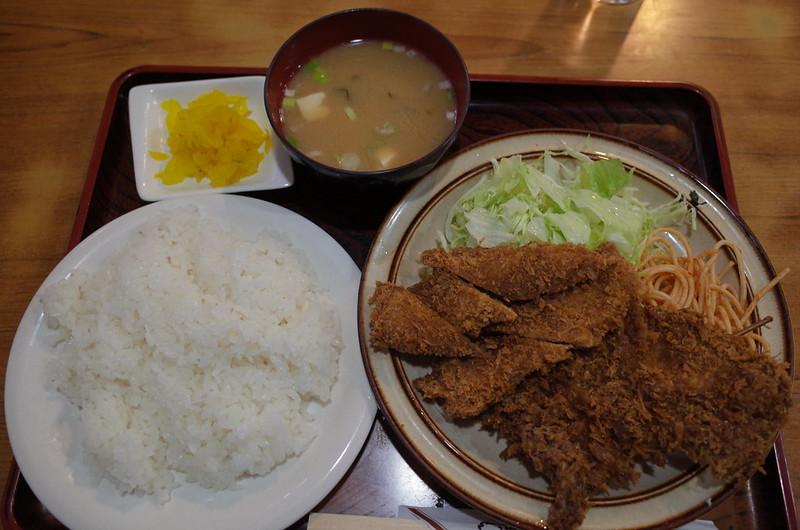 東池袋キッチン南海串カツイカミックス