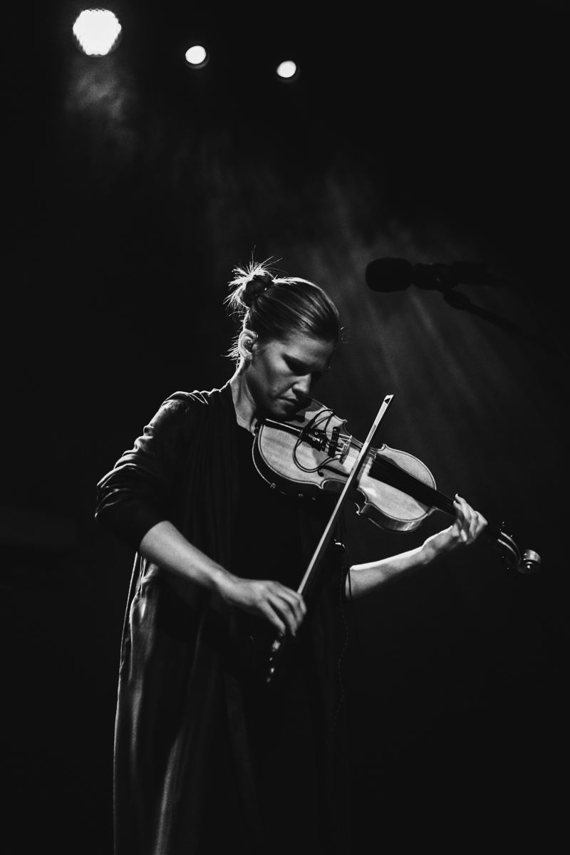 Maarja Nuut @ Palác Akropolis, Praha