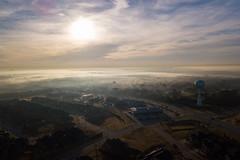 Double Oak, TX - Foggy Sunrise