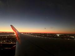 Last flight of the year!