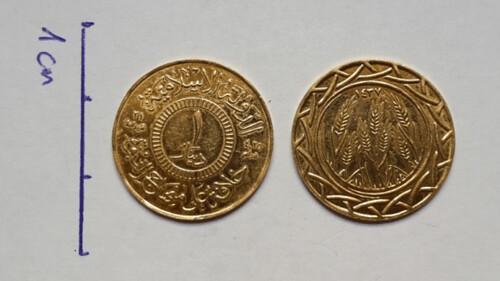 ISIS gold dinar
