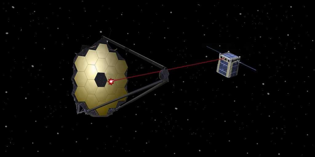 une-étoile-guide-laser-pour-grands-télescopes