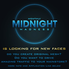 MMM is looking for new faces!