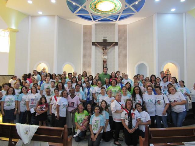 Missa Diocesana - Pastoral da Criança e Idosos
