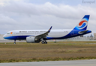B-305P Airbus A320 Neo Chongqing Airlines