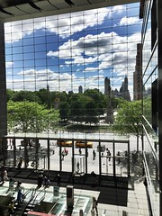 Window on Central Park