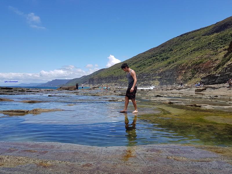 travel-sydney-雪梨一日遊-Figure 8 Pools-八字湖 (31)