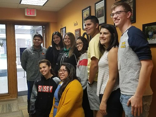 Participación de la Cónsul de México en Omaha en la Conferencia sobre Política Exterior organizada por la Universidad de Nebraska en Kearney