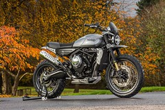 Norton Atlas 650 Ranger 2019 - 4