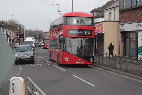 Go-Ahead London LT885 LTZ1885