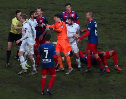 Krefelder FC Uerdingen 2:1 F.C. Hansa Rostock