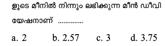 Plus One Maths Model Question Papers Paper 3Q23