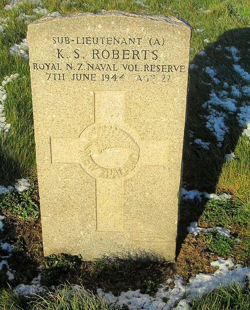 War Grave, Peterhead