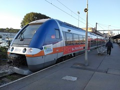TER 63226 POUR POITIERS