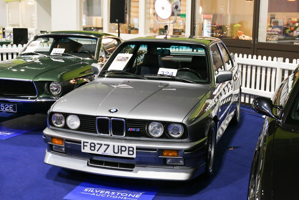 Jay Kay's 1989 BMW E30 M3 Johnny Cecotto Ltd Edition