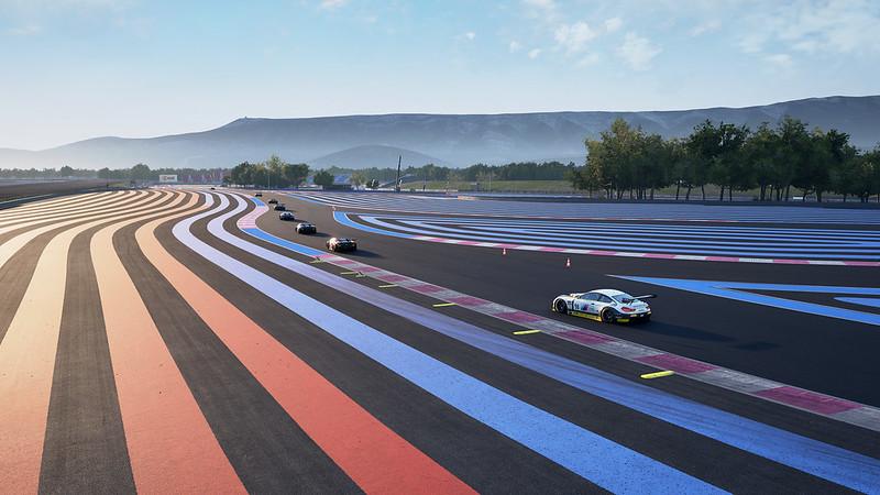 Assetto Corsa Competizione Circuit Paul Ricard