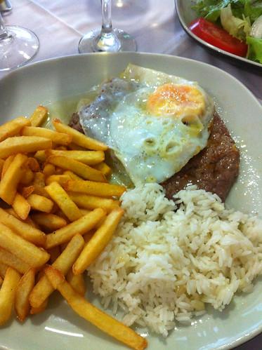 Bistecca Portugese