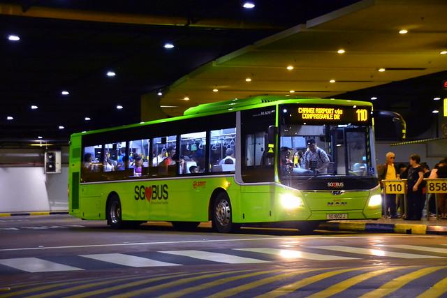 SG1802J on SMRT Bus Service 110