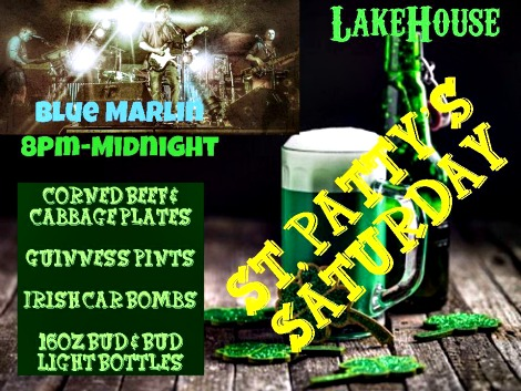 LakeHouse 3-16-19